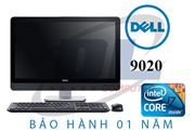 Dell 9020 all in one/ Co-i5 4570s haswell/ Dram3 4Gb/ HDD 500Gb/ màn hình 23inch full HD