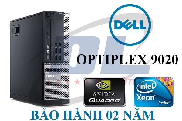 Dell Optiplex 9020/ Core-i7 4770s/ Dram3 8Gb/ VGA Quadro K600/ SSD 128Gb+HDD 500Gb cấu hình Vip