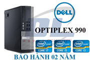 Dell Optiplex 990 sff/ Intel Co i7-2600 ( 3,4Ghz ) Dram3 4Gb/ Ổ cứng HDD 320Gb