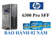 Hp 6300 Pro sff / Intel Core-i5 3470s/ Dram3 4Gb/ HDD 320Gb