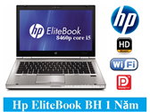 Hp EliteBook 8460p/ core i5-2520m/ Dram3 4Gb/ HDD 320GB/ DVD Rw