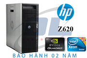Hp Workstation z620/ Xeon E5-2609, VGA GTX 750Ti, DDR3 16Gb/ SSD 120Gb+HD 1Tb