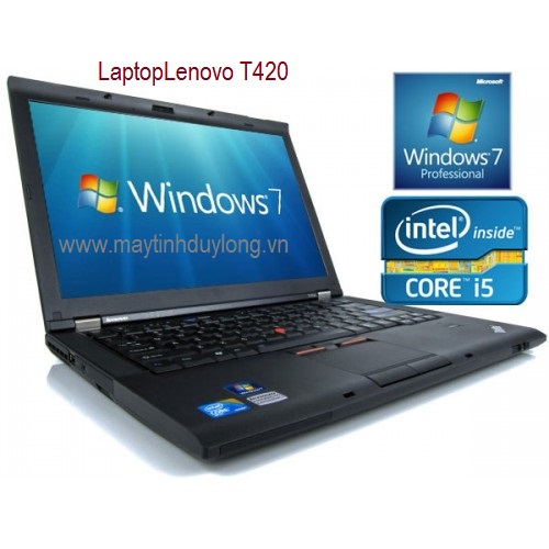 Laptop Lenovo T420, Core-i5 2520M, DDram 4Gb, HDD 250Gb, màn 14,1inchs